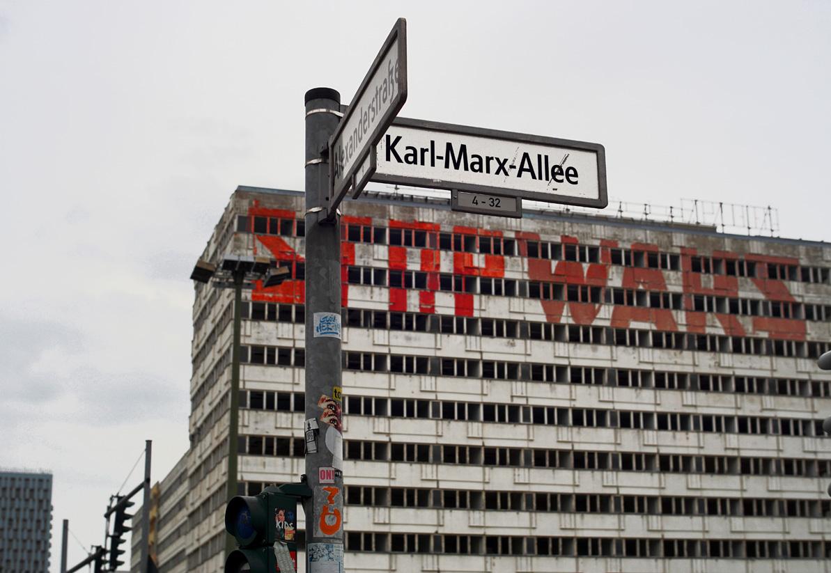 East Berlin, c-type print, Mike Tedder
