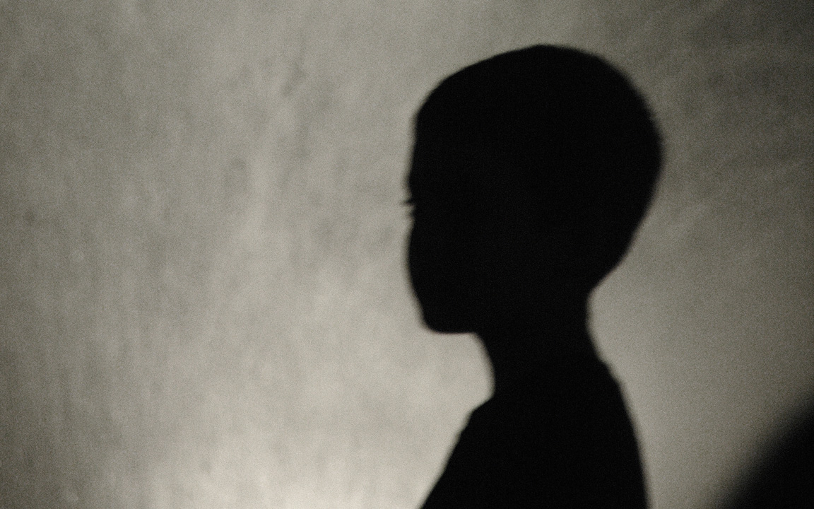 Silhoutte Profile, c-type print, Mike Tedder