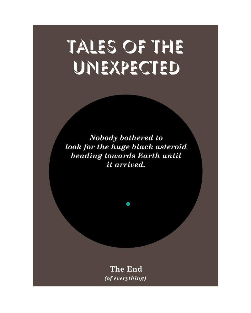 Tales of the unexpected, c-type print, Mike Tedder
